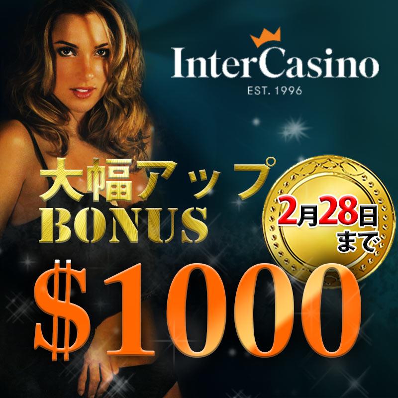 インターカジノの紹介